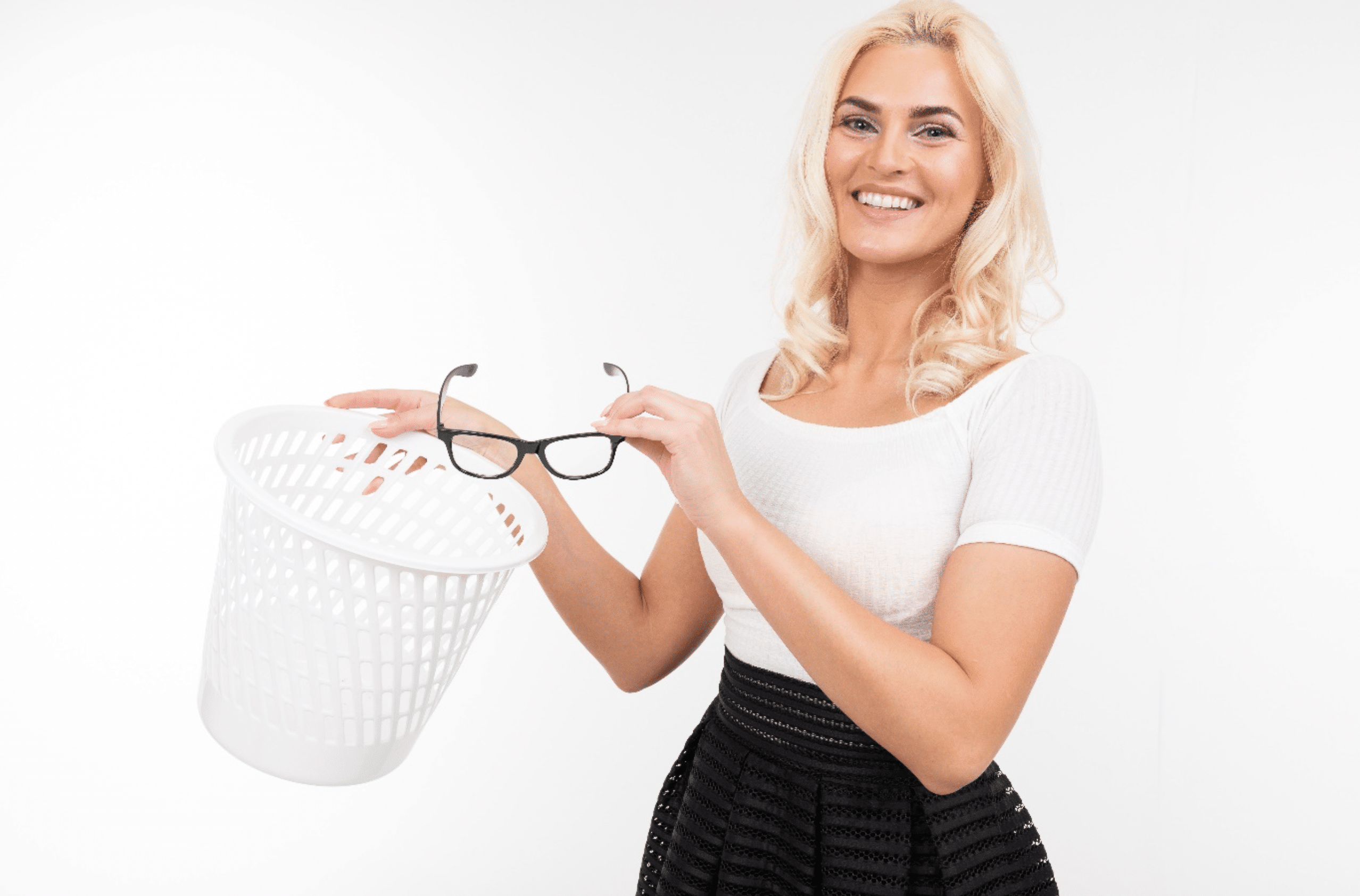 Peut-on se débarrasser de ses lunettes ou de ses lentilles ?